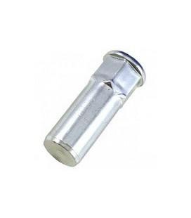 Заклепка резьбовая стальная закрытая полушестигранная M8*25 мм